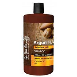 DR. SANTE ARGAN - šampón s argánovým olejom a keratínom pre poškodené vlasy 1000ml