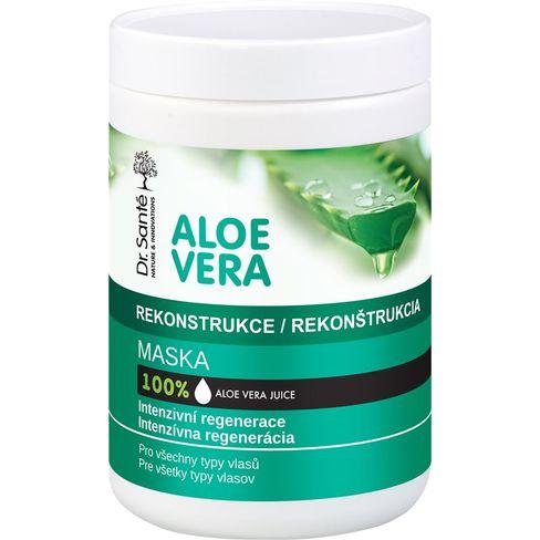 Dr.Santé/Aloe Vera intenzívne regeneračná maska pre všetky typy vlasov 1000 ml