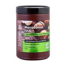 Dr.Sante/Macadamia - maska s makadamiovým olejom a keratínom 1000ml