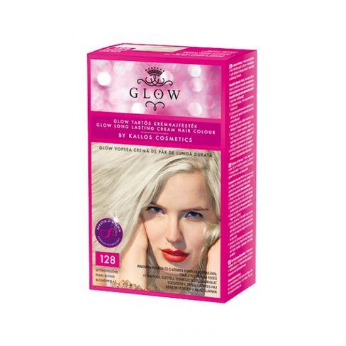128 - perleťový blond