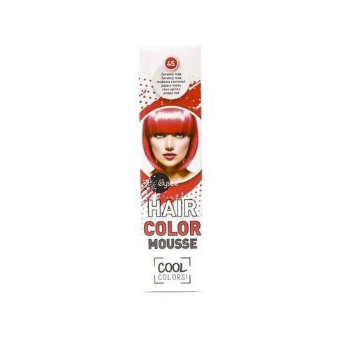 Farebné tužidlo 45 - červený mak