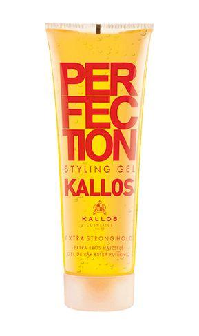 Kallos Gél na vlasy - extra silne tužiaci 250 ml