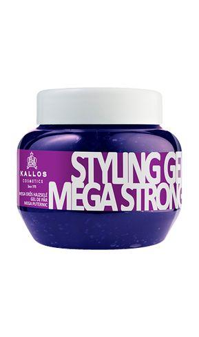 Kallos Gél na vlasy - mega silne tužiaci 275 ml
