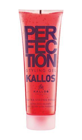 Kallos Gél na vlasy - ultra silne tužiaci 250 ml