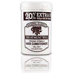 Henna ošetrujúci voskový kondicionér na vlasy -  480 gr.