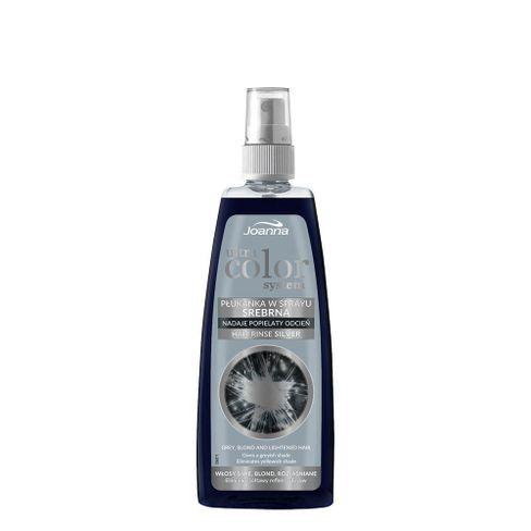 Joanna vlasový preliv strieborný (Spray)150 ml