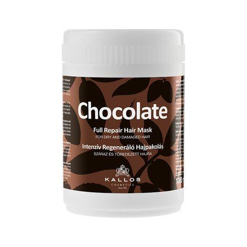 Kallos CHOCOLATE regeneračná maska-1000 ml