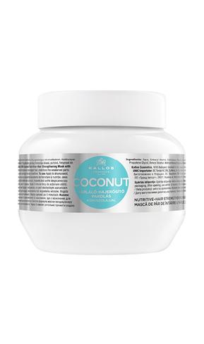 Kallos kjmn COCONUT hydratačná maska s kokosovým olejom 275ml