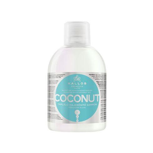 Kallos COCONUT  výživový šampón s kokosovým olejom 1000 ml