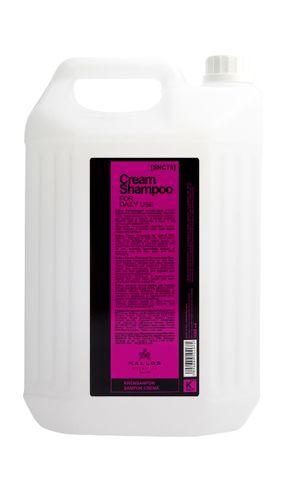 Kallos (Cream) krémový šampón na všetky typy vlasov 5000ml