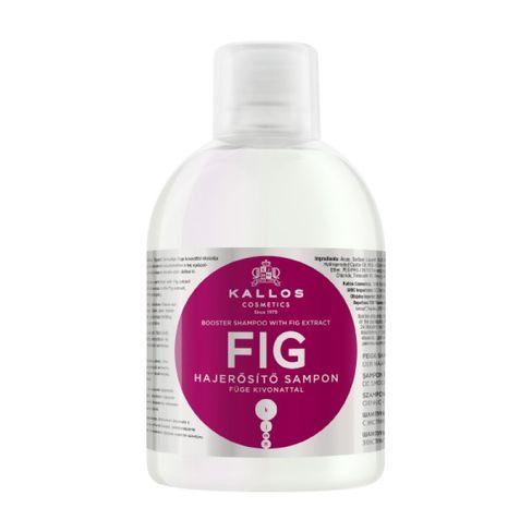 Kallos FIGOVÝ šampón pre posilnenie vlasov 1000 ml.