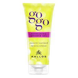 GOGO osviežujúci sprchový šampón 200 ml