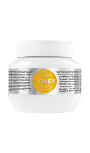 Kallos kjmn HONEY posilňujúca regeneračná maska s extraktom medu 275ml