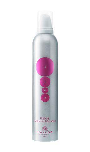 Kallos KJMN penové tužidlo na vlasy na objem s flexibilným účinkom 300 ml