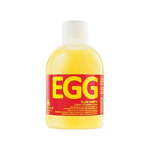 Kallos šampón Egg vaječný na suché a normálne vlasy-1000 ml.