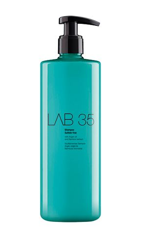 LAB 35 Bezsulfátový šampón 500ml