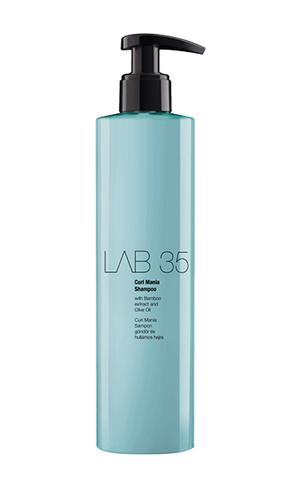 LAB 35 Curl Mania - šampón na kučeravé a vlnité vlasy 300 ml