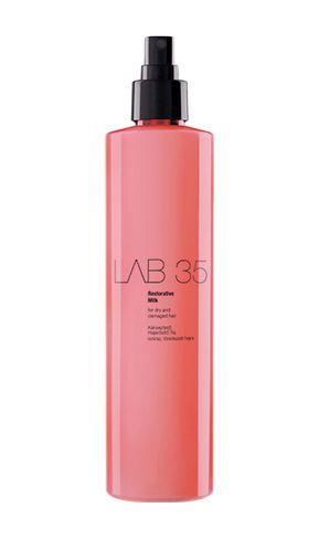 LAB 35 Mlieko na suché a lámavé vlasy 300 ml