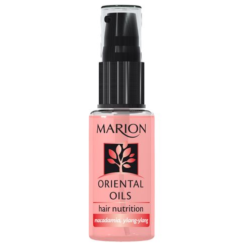 MARION ORIENTALS OILS-Olej na vlasy MACADAMIA 30ml