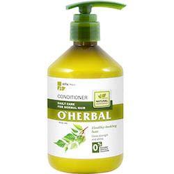 O´herbal - kondicionér dennej starostlivosti pre normálne vlasy s brezovým výťažkom 500 ml