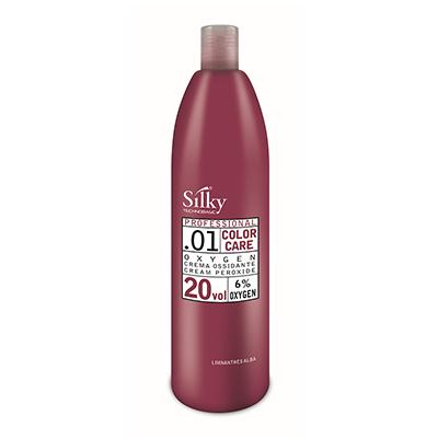 Silky krémový peroxid 6% - 1000 ml