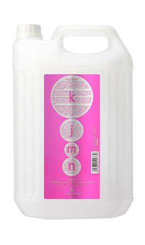 kallos KJMN PROFESSIONAL šampón pre kadernícke salóny 5000ml