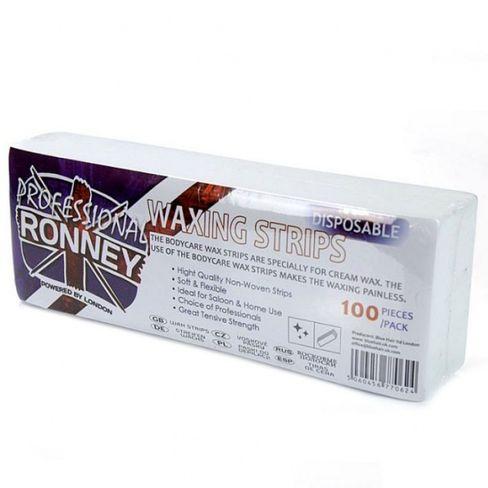 Ronney - depilačné papieriky 100ks
