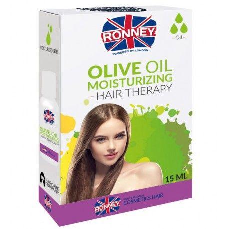 Ronney Prof. OLIVE OIL MOISTURIZING - hydratačný vlasový olej 15 ml.