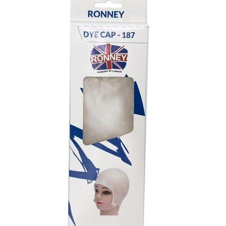 RONNEY Professional Dye Cap - RONNEY Profesionálna čiapka na farbenie vlasov