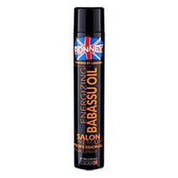Ronney - Revitalizačný a energizujúci lak na vlasy s babasovým olejom 750ml