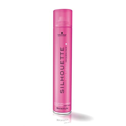 Silhouette - luxusný fixačný sprej pre lesk vlasov 750ml