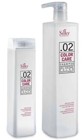 SILKY - COLOR CARE SHAMPOO 250 ml