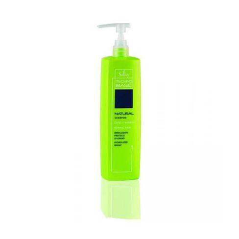 SILKY NATURAL SHAMPOO -  Šampón pre normálne aj mastné vlasy 1000ml.