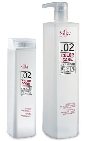 SILKY - COLOR CARE SHAMPOO 1000ml - profesionálny šampón