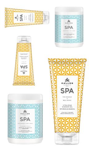 SPA - vitalizačný balíček